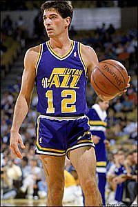 He of the short shorts, John Stockton