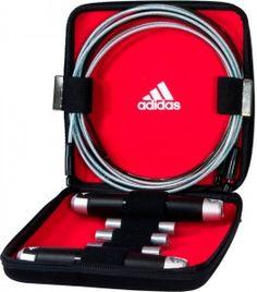 Kit Corda Com Pesos Skipping Rope Set Adidas Fitness Adidas, Skipping Rope, Kit, Aerobics, Fitness, Play Hard, Training, Reading, Sports
