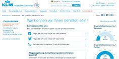 #KLM zeigt live die Reaktionszeit für #Twitter und #Facebook an | #SocialMedia via @Kai Thrun