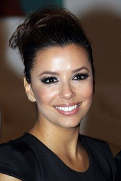 Eva Longoria's beautiful dark eyes