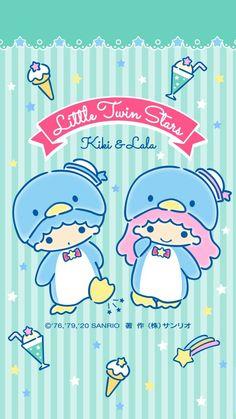 Little Twin Stars Wallpaper 2020 五月桌布 日本官方Twitter企鵝版