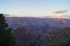 South Rim of the Grand Canyon, AZ