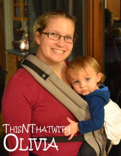 mom baby carrier giveaway 1/22 US