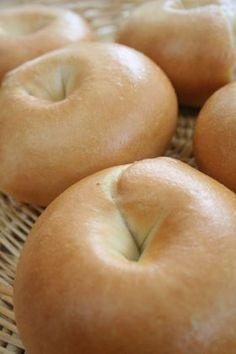 「つやぴか ベーグル」しろくま | お菓子・パンのレシピや作り方【corecle*コレクル】
