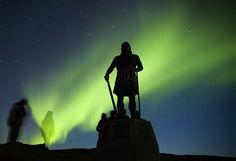 Las Auroras Boreales en Groenlandia Nuuk 2254621