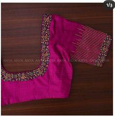 Blouse Designs High Neck, Cutwork Blouse Designs, Best Blouse Designs, Pattu Saree Blouse Designs, Hand Work Blouse Design, Simple Blouse Designs, Stylish Blouse Design, Designer Blouse Patterns, India
