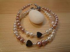 Handmade Cultured Freshwater Pearls Elegant by urbaneprincess