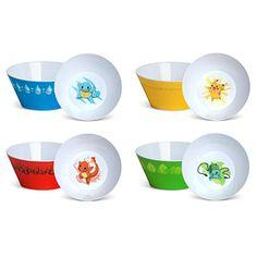 Pokémon Cereal Bowl Set Additional Image
