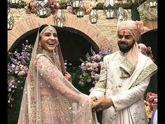 Watch #virushka wedding Full HD videos Anushka Sharma And Virat Kohli Are Married कोहली अनुष्का शादी - YouTube