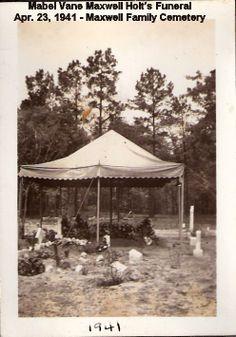 Mabel Holt's Funeral- Apr. 23, 1941 -4