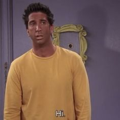 Ross friends tv show Funny quotes