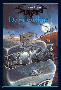 De Griezelbus 1 - Paul van Loon