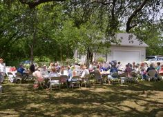 2014 Annual Picnic at the President's House