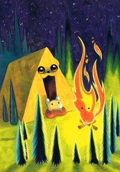 Mondo Gallery returns to Adventure Time with its latest exhibit