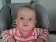 Vote for Evie Hannah Marie W at Bonds Baby Search 2014