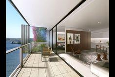 PTW Architects » Barangaroo Building R9