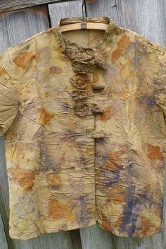 Silk Ecoprint