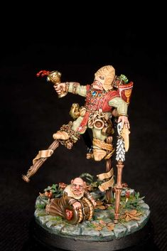 U.K. 2006 - Figurine Individuelle Warhammer - Demon Winner, le site non officiel du Golden Demon