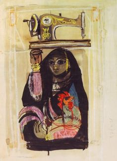 الفنان جواد سليم (1920-1961)