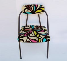 Hamilton Costco Stylaire Model 90 folding chair from the 60′s