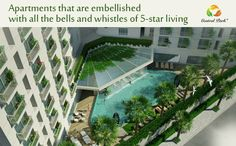 #CentralPark's THE ROOM will change your outlook towards the way you envision a fine living. It offers prolific interiors and amenities like 24*7 service floor, multi-cuisine #restaurants, world class retail outlets and lots more. Located 5mins away from the heart of city, isn't it a striking place to live a fabulous life!