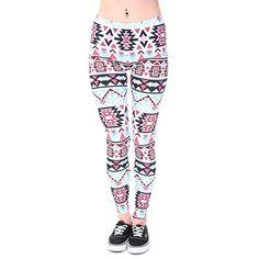 Slim Fit High Waist in One Size XS-L Damen Jeans Look Stretch Leggings