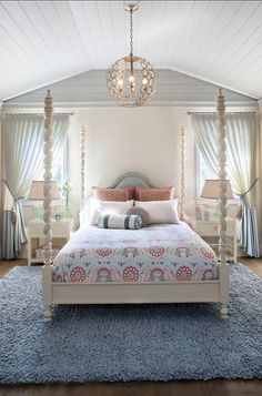 Bedroom. Bedroom Design Ideas. This bedroom feels elegant and relaxing. Perfect design for a master bedroom. #Bedroom #BedroomIdeas #BedroomDesign