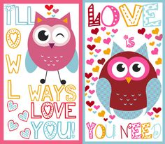 425 Best Valentine Images On Pinterest Owls Valentines And Heart