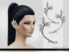 Leah Lillith's LeahLillith Angelic Earcuff