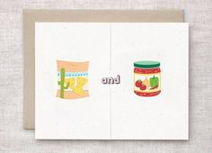 Lettuce Grow Old Together: 10 Great Valentine Day's Cards for Food Lovers | The Kitchn