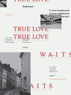 True Love Waits / John Vrhovnik