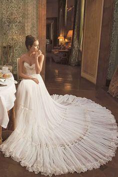 Hermosos vestidos de novia, elige el tuyo
