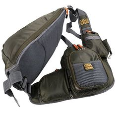 Maxcatch Fly Fishing Sling Pack Adjustable Backpack Fishing Sling Bag Maxcatch http://www.amazon.ca/dp/B017VVII68/ref=cm_sw_r_pi_dp_jp4Zwb0VSSEA7