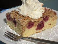 Cherry Sprinkle cake