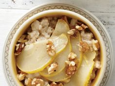 Learn how to make Chai Spice and Pear Oatmeal . MyRecipes has 70,000+ tested recipes and videos to help you be a better cook