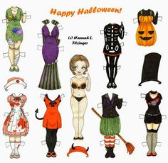 Funny paper dolls - Onofer-Köteles Zsuzsánna - Álbumes web de Picasa