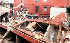 Another 3-Storey Building Collapses in Lagos