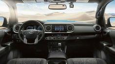 Toyota Tacoma 2017 Interior