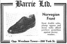 Barrie Ltd. Ivy Look, Modern Man