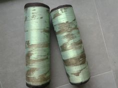 Pillows 6 : batik on shantung silk