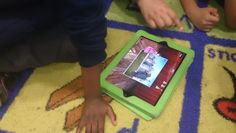 iPads in Primary Lessons
