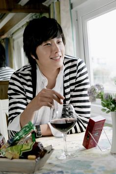 hanging out with il woo