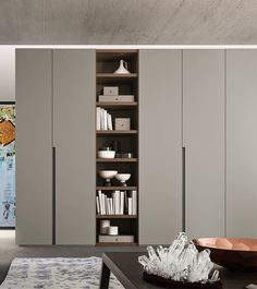 FCI create bespoke built-in wardobes, sliding-door or hinged closet designs. Consult us or come visit our wardrobe showroom in London.