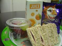 Our children's pick 'n mix option is very popular, for £3.50 you can enjoy a freshly prepared sandwich, a drink and two additional items - jelly/crisps/fruit or biscuits!