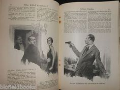 The-Strand-Magazine-1928-Bulldog-Drummond-Sapper-Gilbert-Frankau-John-Ward