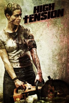 Watch High Tension FULL MOVIE Sub English ☆√ Best Horror Movies, Scary Movies, Hd Movies, Movies Online, Movies And Tv Shows, Movie Tv, Horror Films, High Tension, Streaming Movies