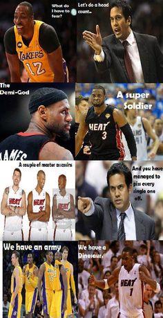 Miami Heat Meme #Avengers