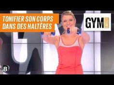 Tonifier son corps avec des haltères - Renfort musculaire 45 - YouTube