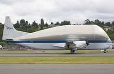 NASA, Aero Spacelines 377 SGT Super Guppy Turbine N941NA - Version 2