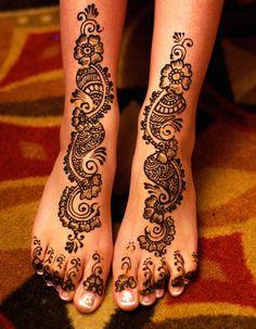 I più bei tatuaggi all'henné fra antiche tradizioni e rivisitazioni contemporanee